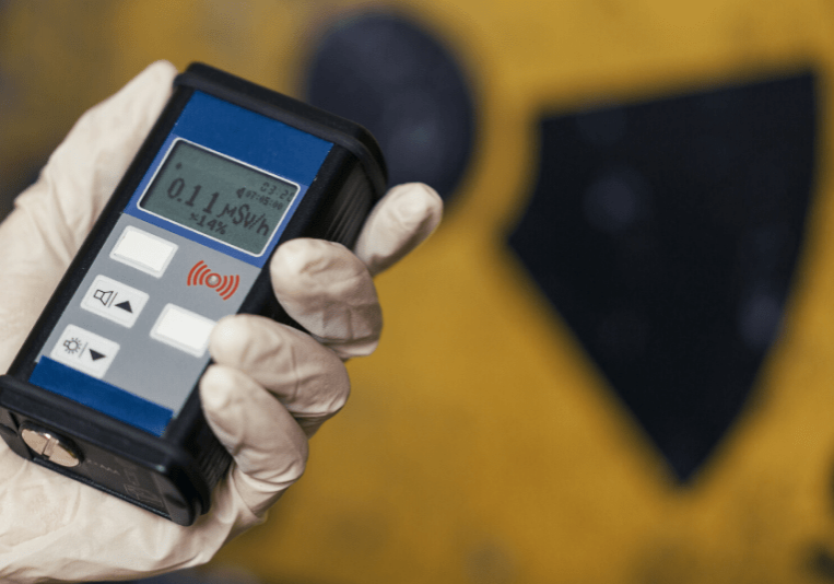 Measuring radiation