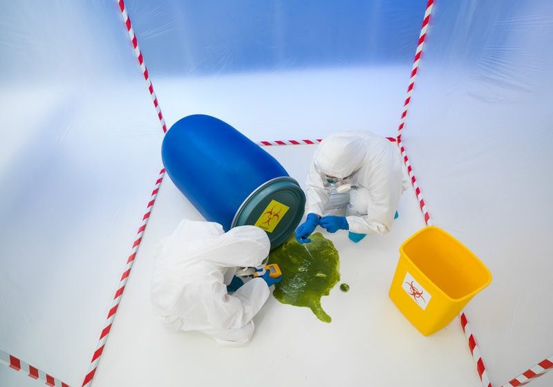 biohazard disaster